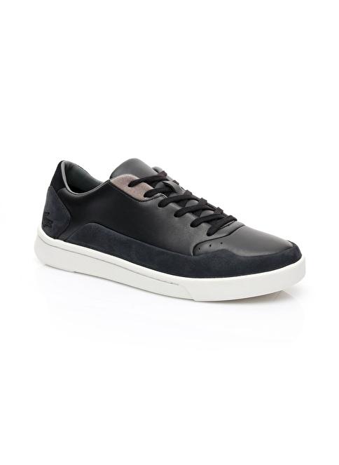 Lacoste Bağcıklı Spor Ayakkabı Siyah